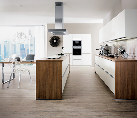 Contemporary Kitchen Vs Modern Kitchen: Modern Kitchen Cabinets From Germany