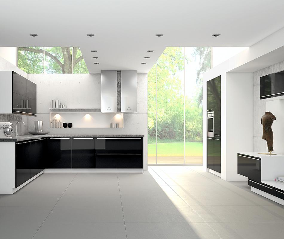 Bauformat Küche premium european kitchens bauformat