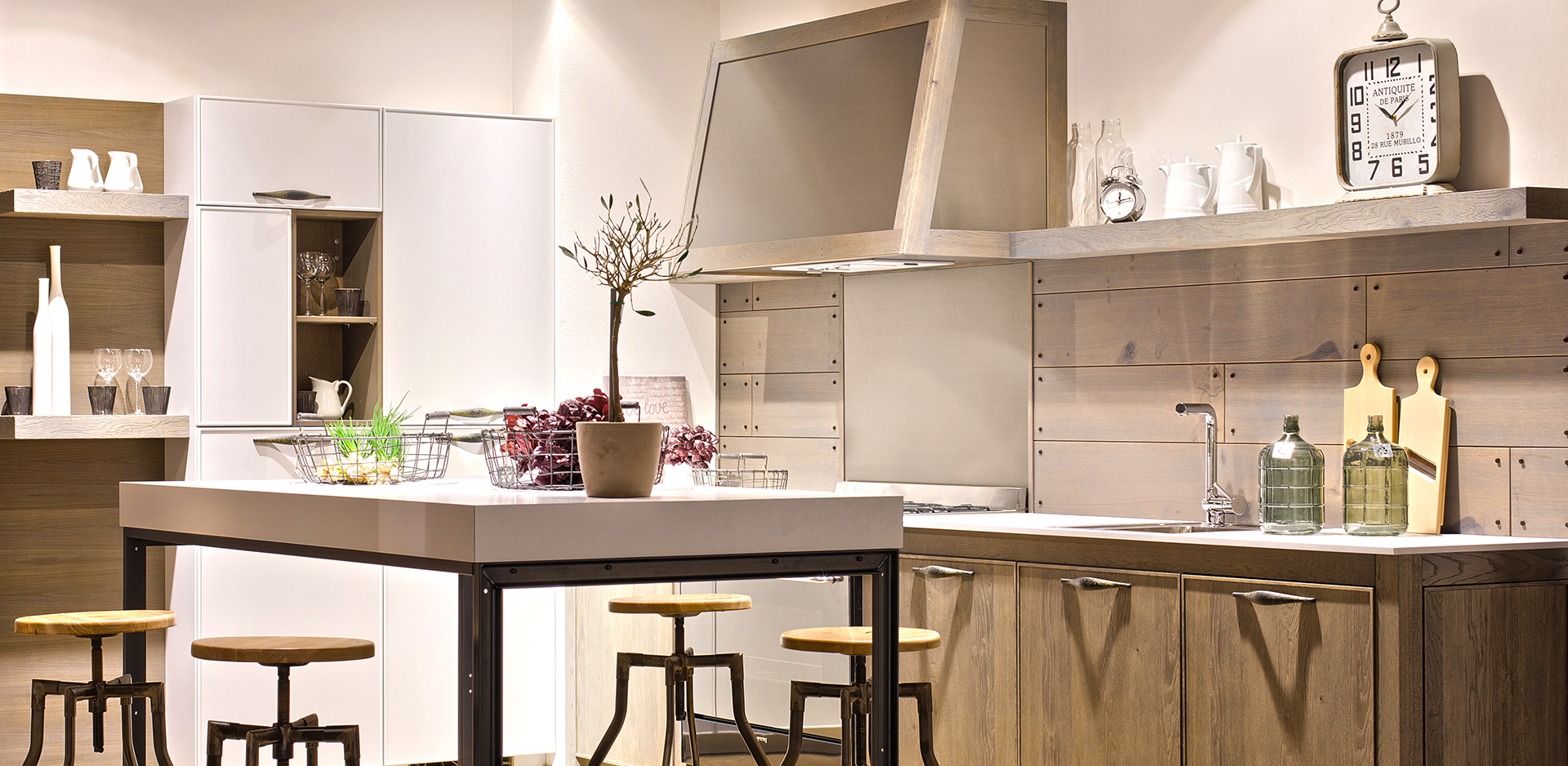 Premium European Kitchens Bauformat