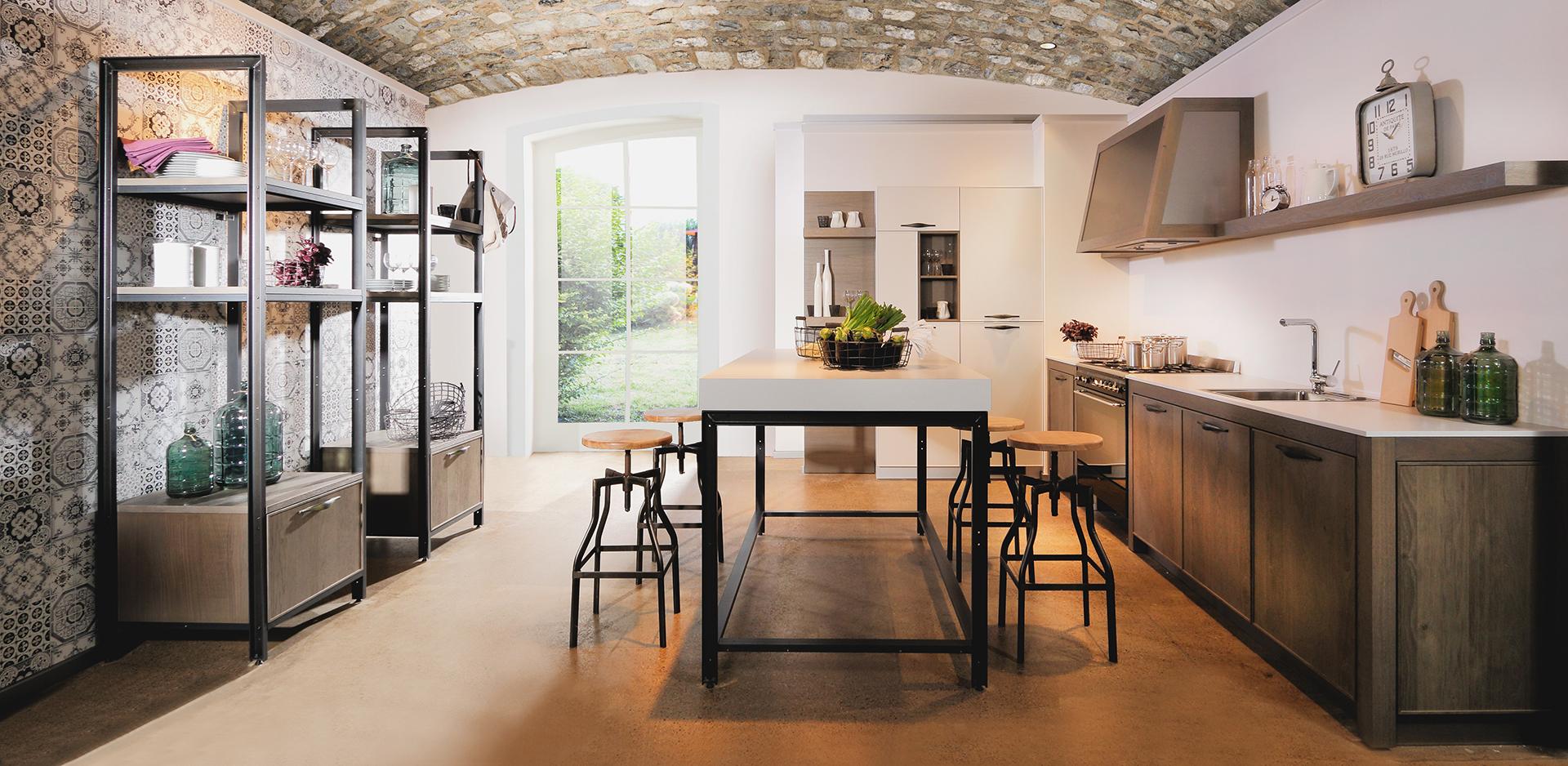 Premium European Kitchens Bauformat