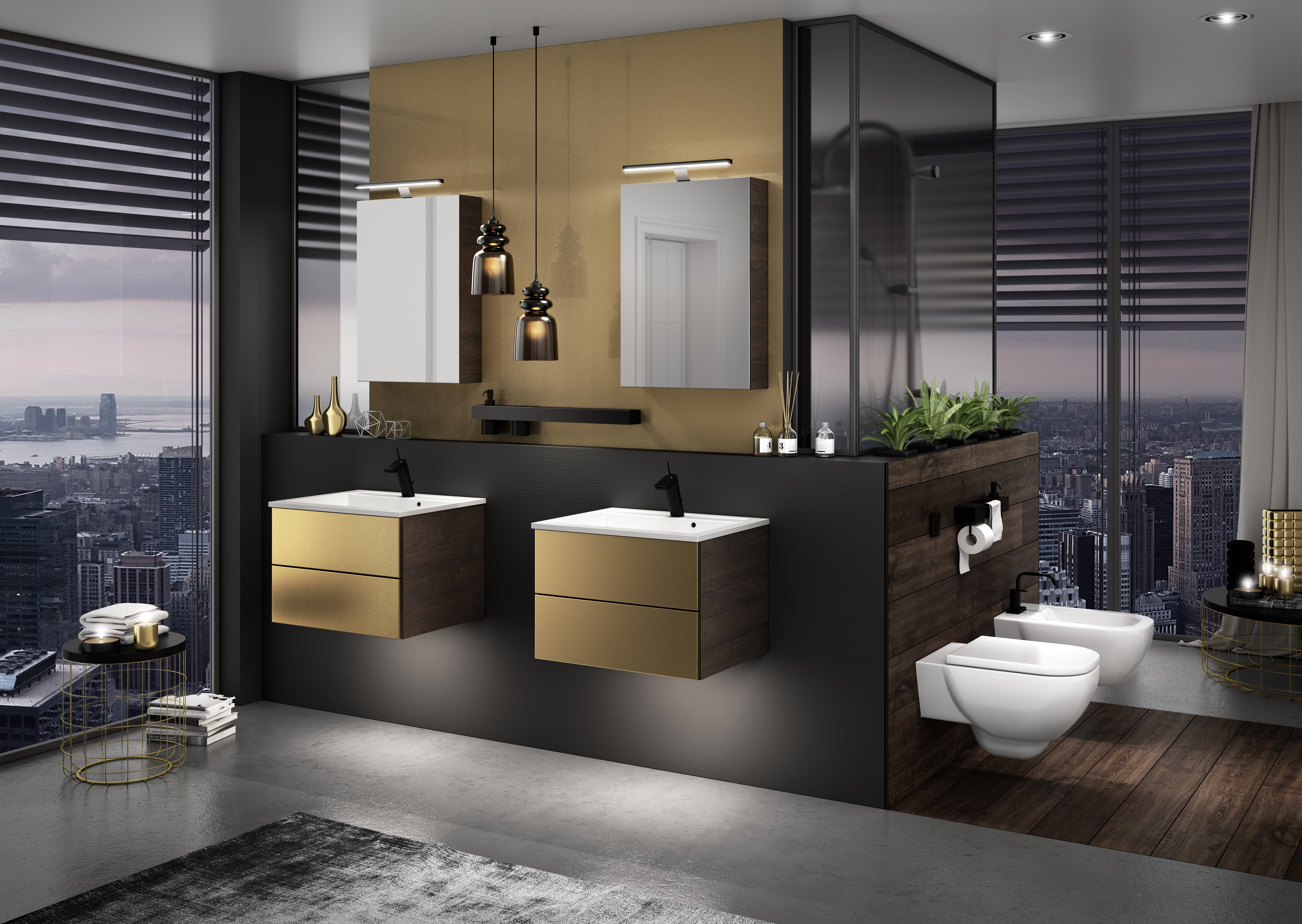 Modern Bathroom Vanities Bauformat Made In Germany