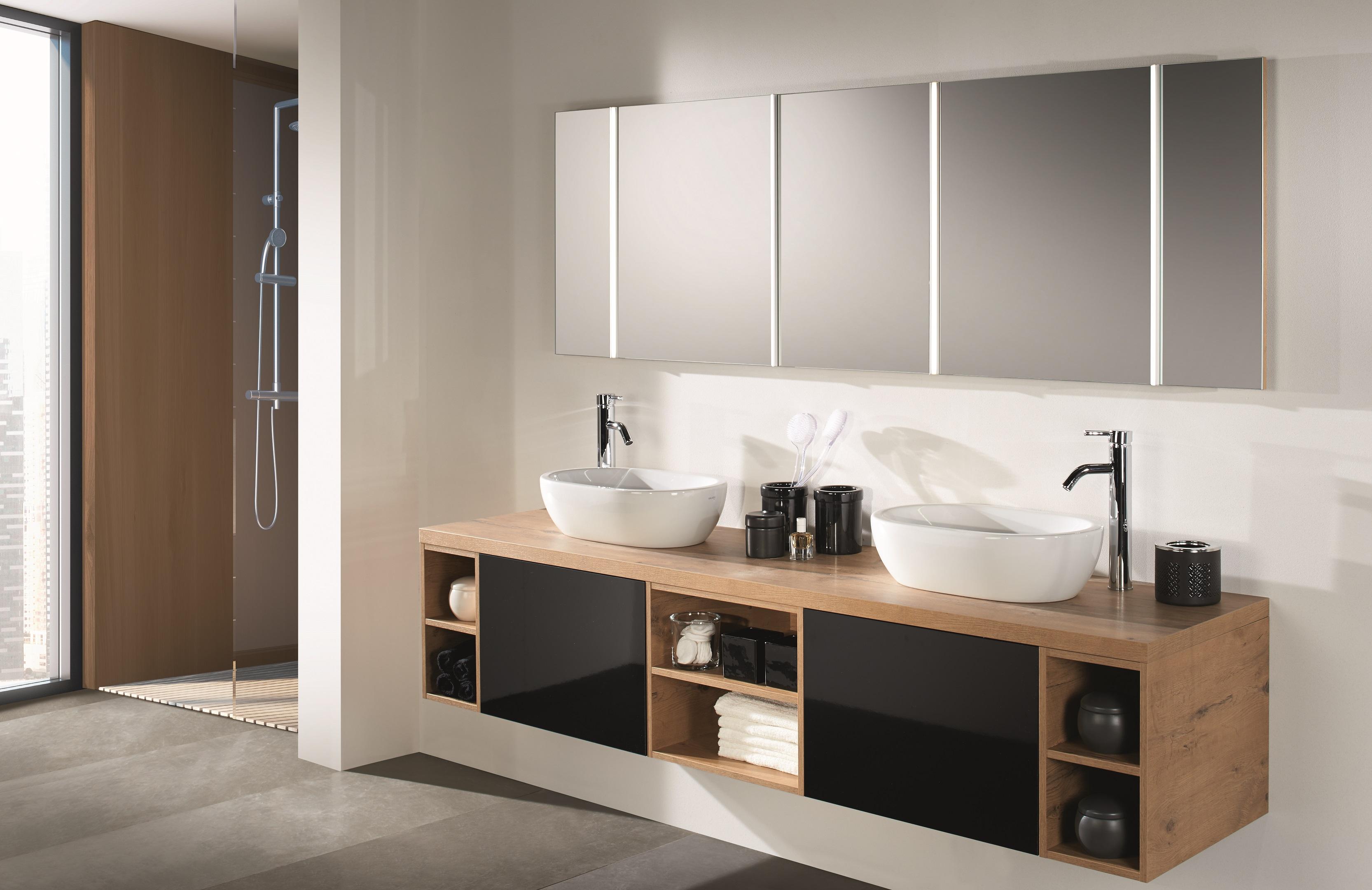 Modern Bathroom Vanities Bauformat Made In Germany
