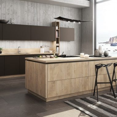 modern kitchen cabinets with island