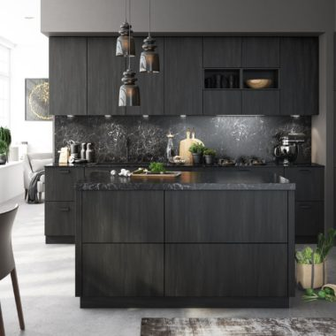 dark wood kitchen modern kitchen cabinets from germany