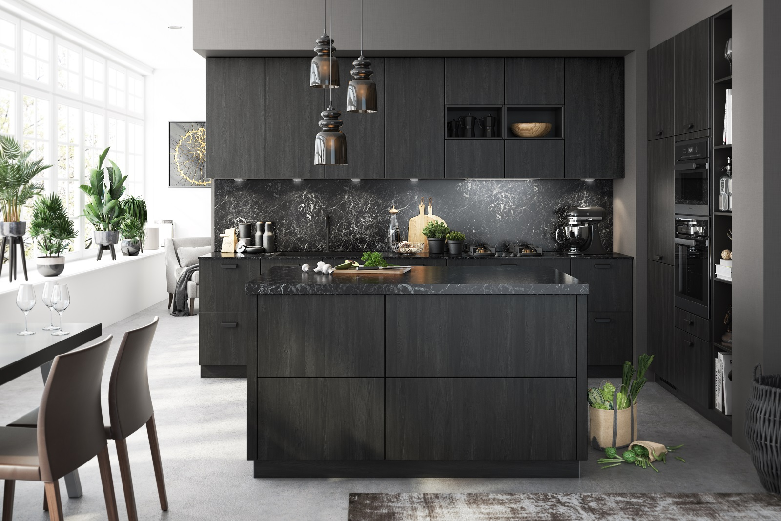 Modern Kitchen Cabinets From Germany At Affordable Price