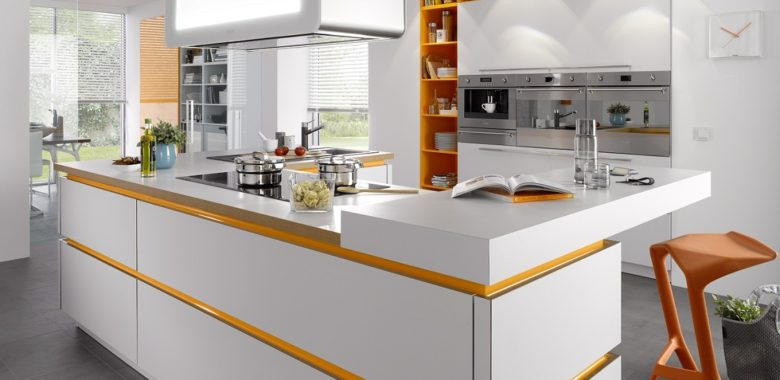 High Gloss Kitchen Cabinets Unique Modern Design Made In Germany